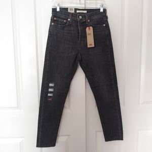 Nwt Womens Levis High Rise Wedgie Fit Skinny Jean